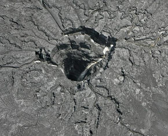 مجرى مياه هائل يسرب أكثر من مائتين مليون جالون من المياه المشعة