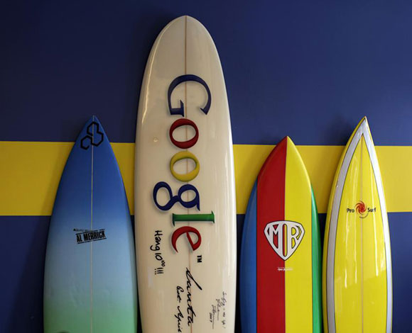 """كيف هي الحياة داخل مكاتب """"جوجل""""؟ بالصور"""