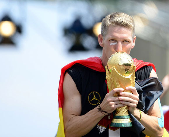 الألمان لم يحطموا الأرقام القياسية في كأس العالم فحسب بل حطموا الكأس أيضاً!
