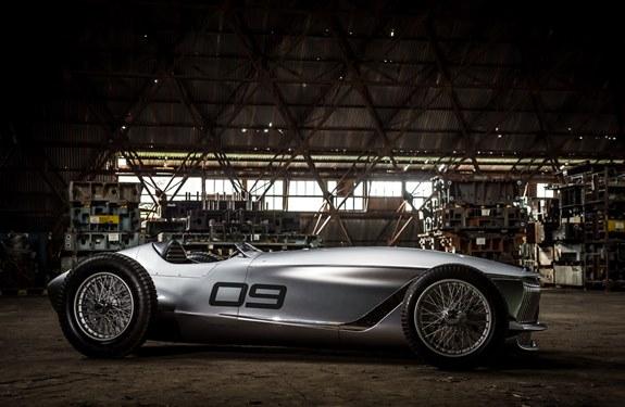 إنفينيتي تكشف عن نموذج سيارة Prototype 9... تعرف إليها