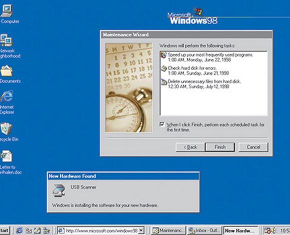 تطور نسخة ويندوز بشكل كبير من بداية تدشينها حتى الآن