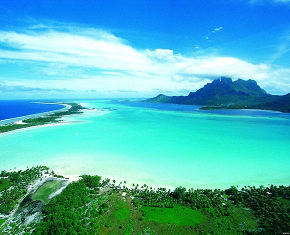 5   أماكن سياحية يقصدها أثرياء العالم فقط!