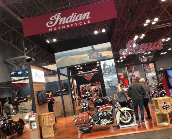 بالصور أروع الدراجات والعتاد في معرض نيويورك للدراجات النارية 2016