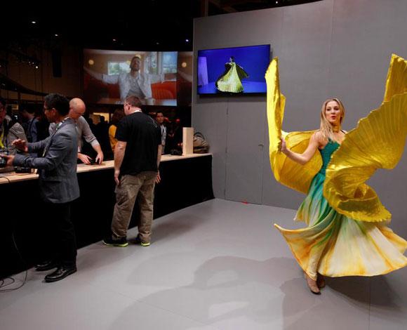 انتقلوا لعالم الديجيتال والالكترونيات في معرض الـ CES بالصور