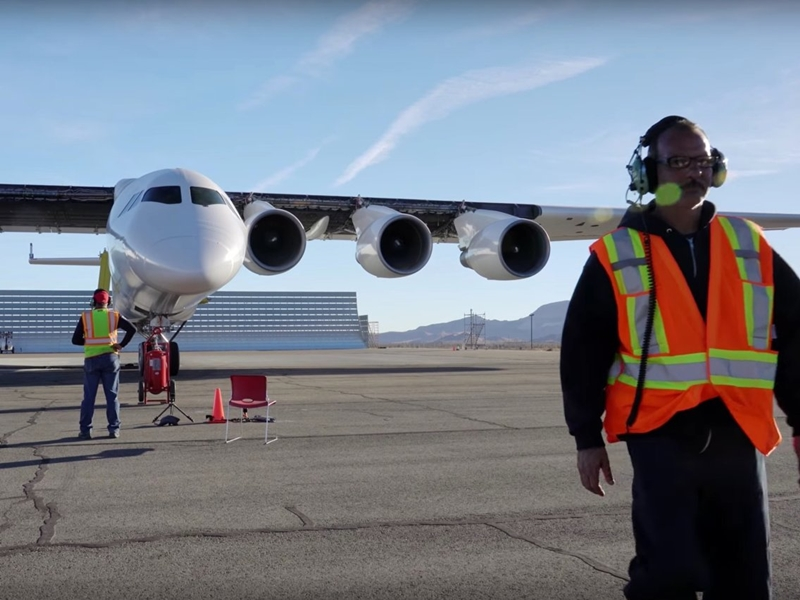 نظرة داخل أكبر طائرات العالم... ستصاب باندهاش