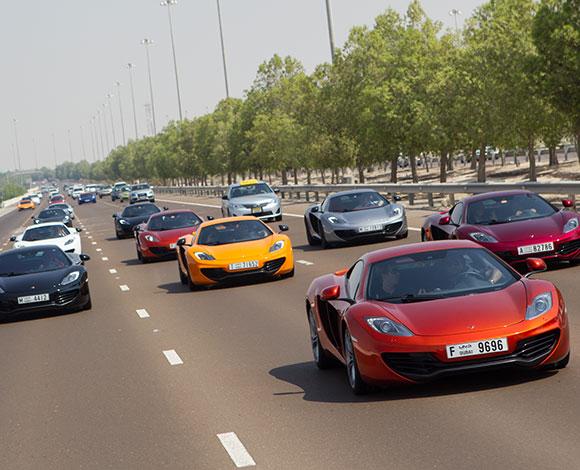 """إيان غورساتش لـ""""رائد"""": زبائن ماكلارين في الشرق الأوسط يرغبون بسيّارات خاصّة بهم"""