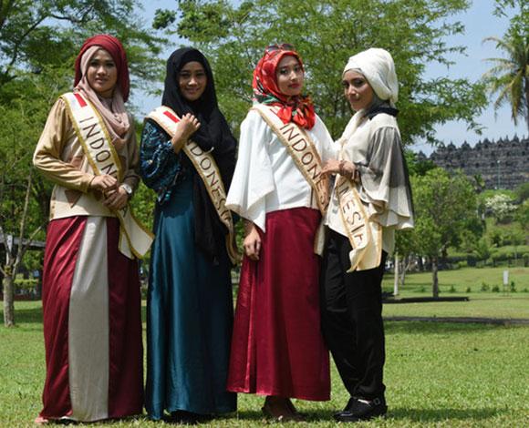 مسابقة ملكة جمال العالم الإسلامي لعام 2014