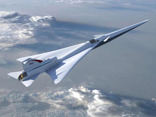'Son of Concorde' تحلق في السماء خلال عام 2021