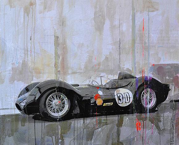 ماركوس هوب: السبعينيّات هي الفترة المفضلة لديّ في تصاميم السيّارات