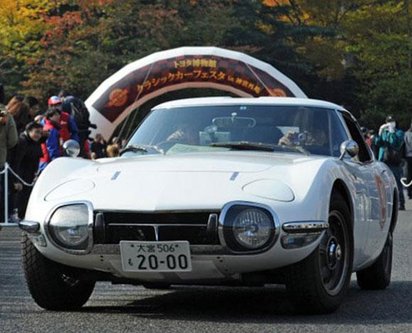 بالصور: اليكم 10 من اروع سيارات شركة تويوتا على الاطلاق