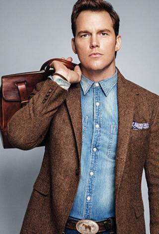 كريس برات رجل العام 2014... اليك تفاصيل حياته