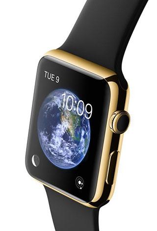 ما رأيك في شراء ساعة ابل الذكية بلون ذهبي؟