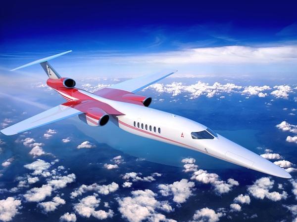 شركات متقدمة تكنولوجياً تتنافس لعودة الطائرات فوق الصوتية