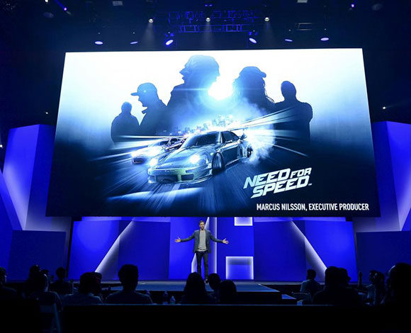 لعشاق ألعاب الفيديو... شاهد بالصور أحدث تقنيات ألعاب الفيديو في معرض E3