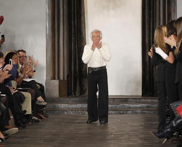 رالف لورين يستقيل كرئيس تنفيذي لشركة رالف لورين... بالصور