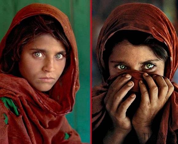 اجمل العيون في العالم