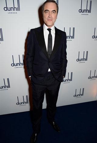 ملابس كبار الشخصيات من Dunhill في حفل ال pre-BAFTA