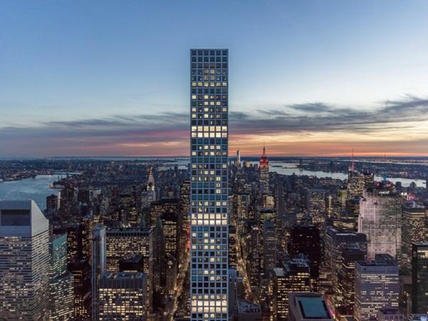 نظرة على برج 432 Park Avenue ذو ال40 مليون دولار في نيويورك