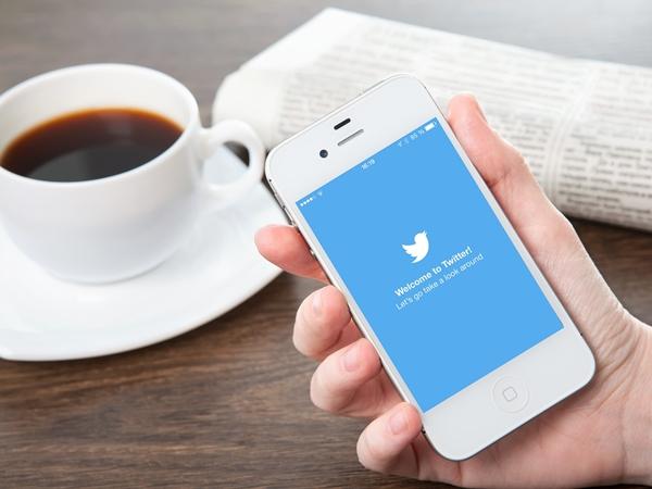 حذف حساب تويتر عن طريق الايفون