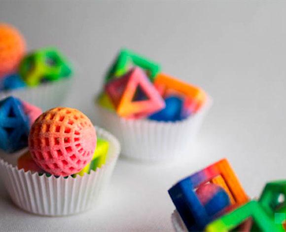 الطعام سيتم طبعه بتقنية الـ 3D!