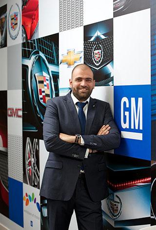 """نديم غريّب لـ""""رائد"""": العملاء أهم عوامل النجاح لأي علامة سيارات"""