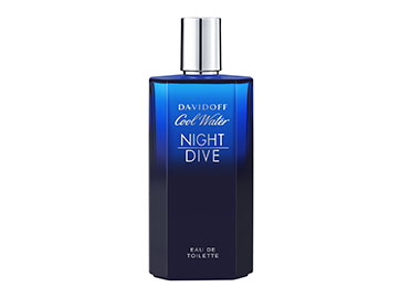 Cool Water Night Dive عطر جديد من Davidoff