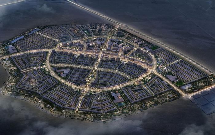 مشروع عملاق بميزانية 2.7 مليار دولار قرب حدود دبي وأبوظبي... فما هي مواصفاته؟