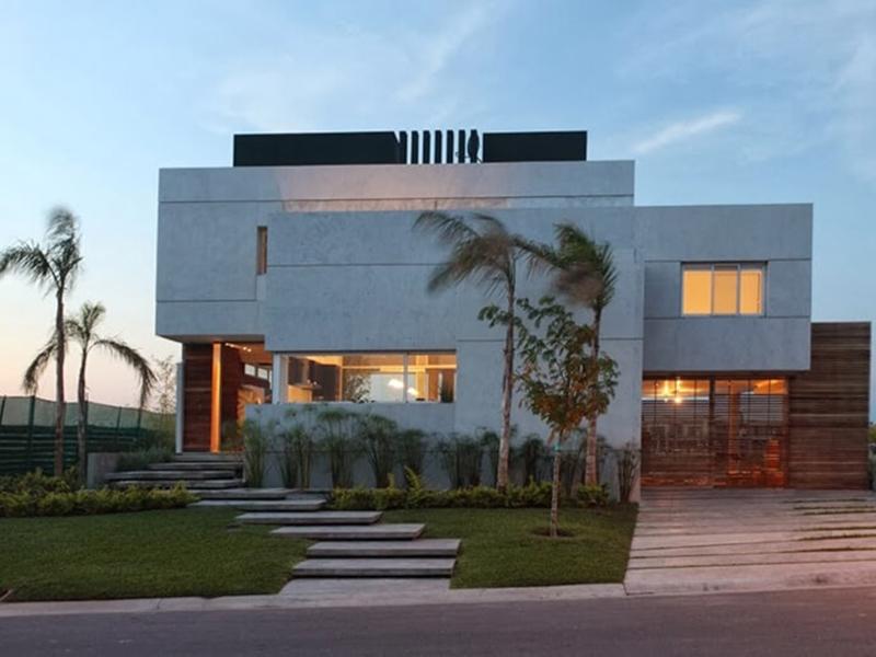 تصميمه الفارِه يضجُّ عصرية: شاهِد بالصوَر أجمل منزل في العالم