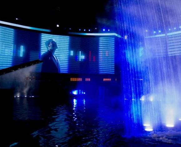 دبي تستضيف أكبر المعارض ذات التصميمات الضوئية