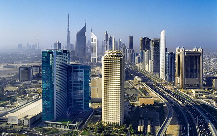 مركز دبي التجاري العالمي يخفض بعض الرسوم بنسبة 70 بالمئة