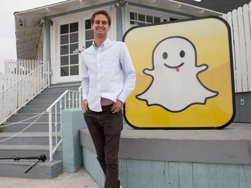 نظرة على الحياة الرائعة لإيفان شبيجل مؤسس شركة Snap وواحد من أصغر مليارديرات العالم