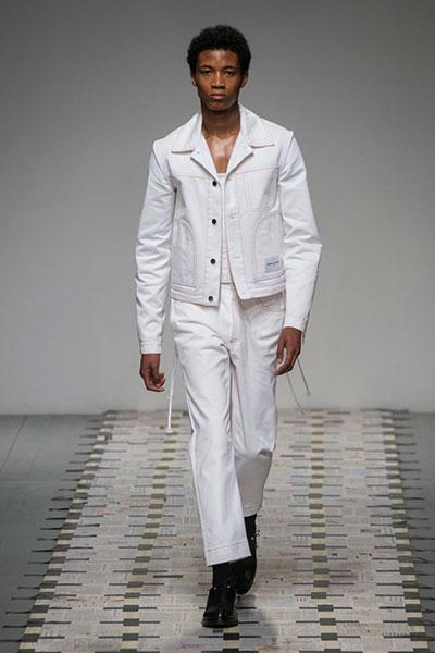 f024c2208bacd أحدث صيحات الموضة لربيع وصيف 2019 بأسبوع الموضة في لندن