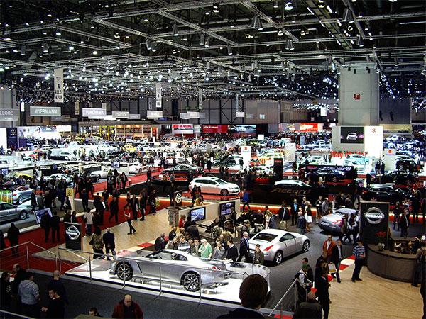 معرض جنيف الدولي للسيارات يُذيّل القارّة العجوز بمفاهيم جديدة للمحركات
