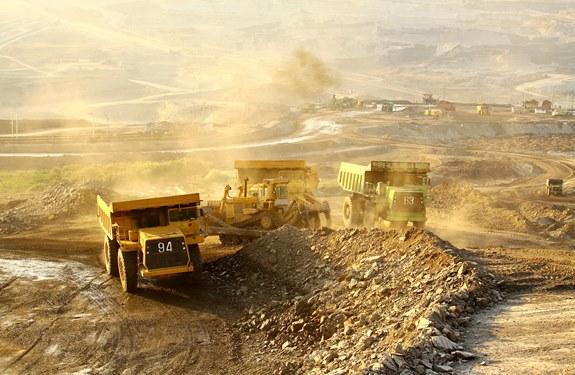 نظرة على أكبر منجم ذهب في السعودية