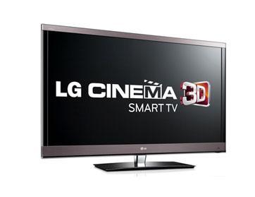 """""""إل جي"""" تُطلق سلسلة تلفزيونات السينما ثلاثية الأبعاد في السعودية"""
