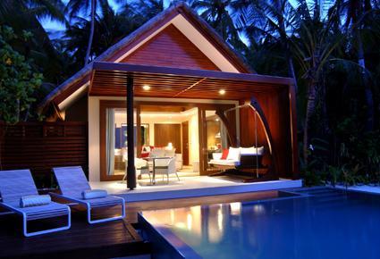 منتجع نياما في المالديف، يُخاطب الحواس ويدعو إلى الاكتشاف