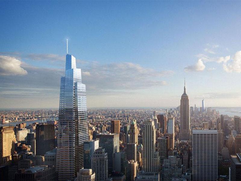 ناطحات سحاب خلابة تحت الإنشاء ستغير أفق نيويورك للأبد