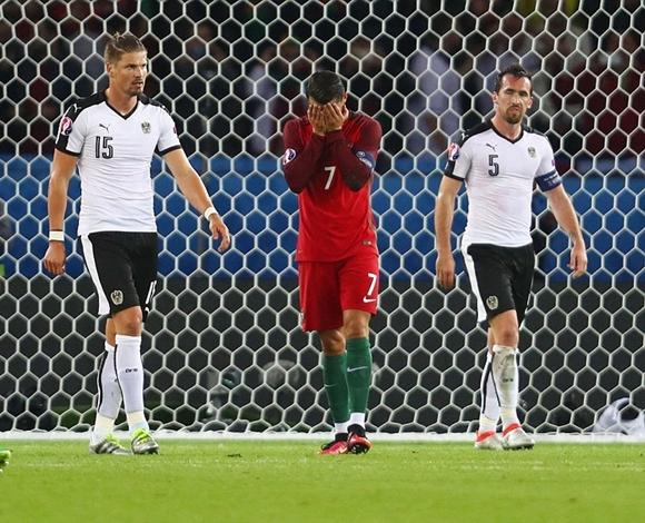 مباراة البرتغال والنمسا تنتهي بالتعادل السلبي