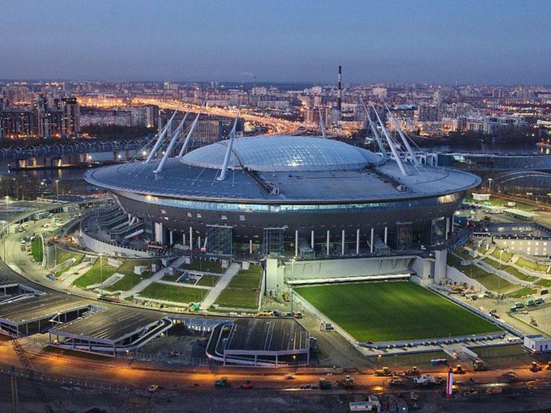 هذه هي الملاعب التي ستستضيف مباريات مونديال روسيا... تعرف إليها