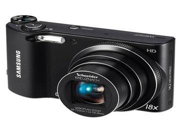 سامسونج تطلق كاميرا WB150F المزودة بتقنية واي فاي