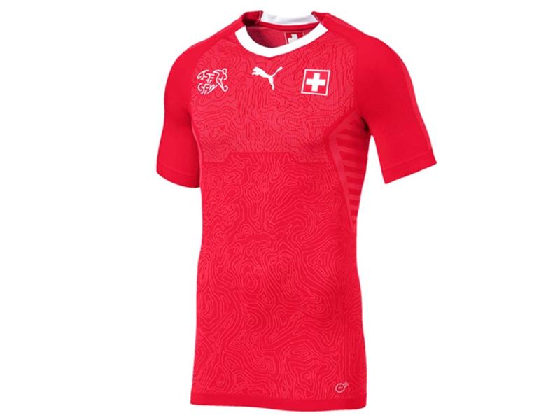 تعرف إلى أبرز قمصان المنتخبات المشاركة في مونديال روسيا
