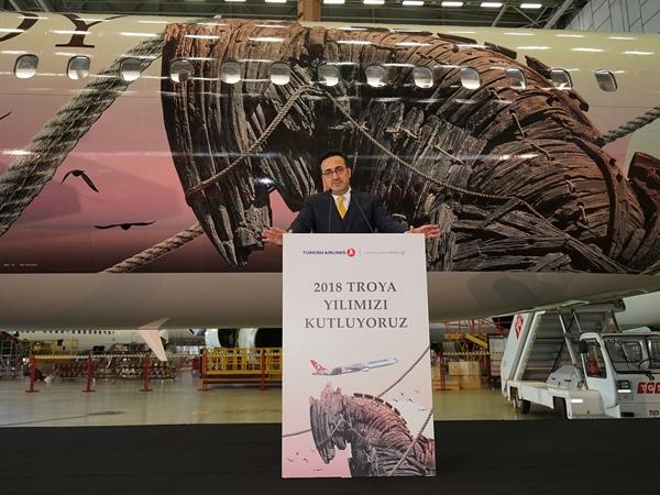 الخطوط الجوية التركية تطلق رحلاتها على متن «حصان طروادة»