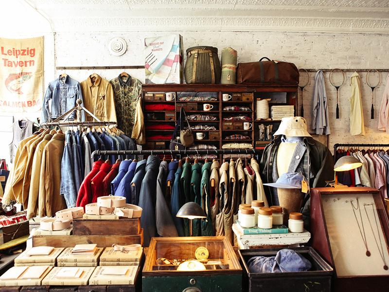 أفضل متاجر المنتجات الـ Vintage من حول العالم... اكتشفها