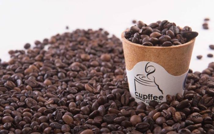 لعشاق القهوة... كوب قابل للأكل