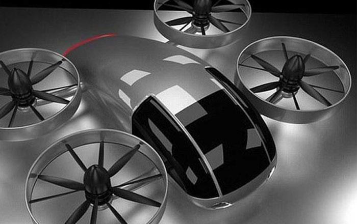سيارة NeoXCraft تحلق في السماء بداية من 2020 .. وهذه التفاصيل !