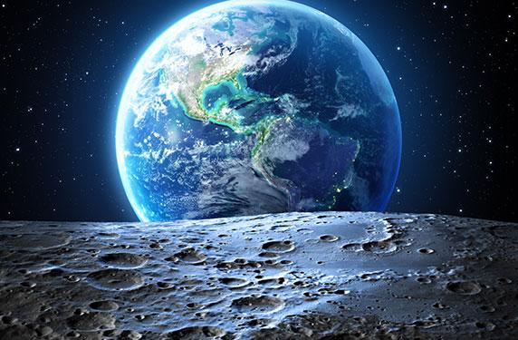 الإعلانات مبقتش على الأرض بس اليابان تصدر أول نموذج على القمر
