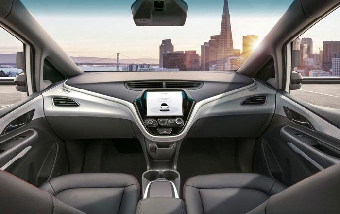 جنرال موتورز تبدأ في انتاج أول سيارة ذاتية القيادة خلال 2019