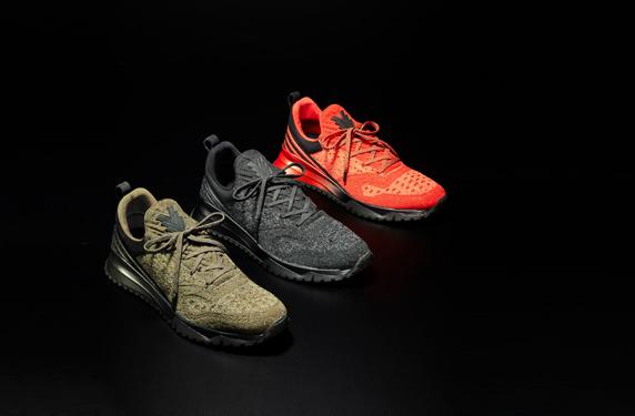 علامة لويس فويتون تكشف عن 3 أحذية رياضية فاخرة منسوجة