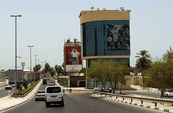 مخالة مرورية بمليون درهم في الإمارات
