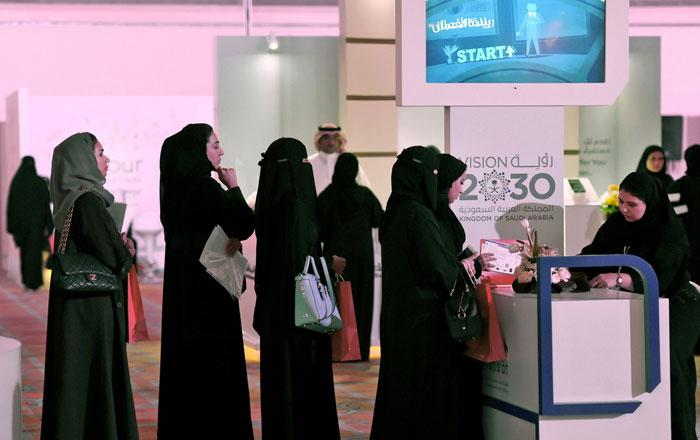 السعوديات سيبدأن أعمالهن الخاصة بدون موافقة ولي الأمر
